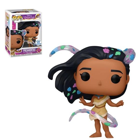 NIB Pocahontas Ultimate Disney Collection Funko